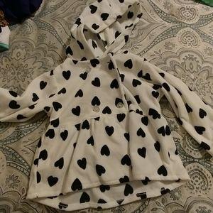 Carters Fleece Infant Hoodie